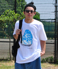 Shaved Ice  Men's T shirt BlueHawaii