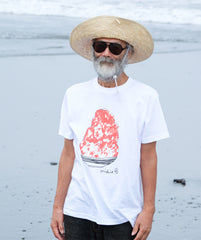 Shaved Ice  Men's T shirt Strawberry