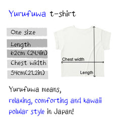 FLY Yurufuwa Women's T shirt