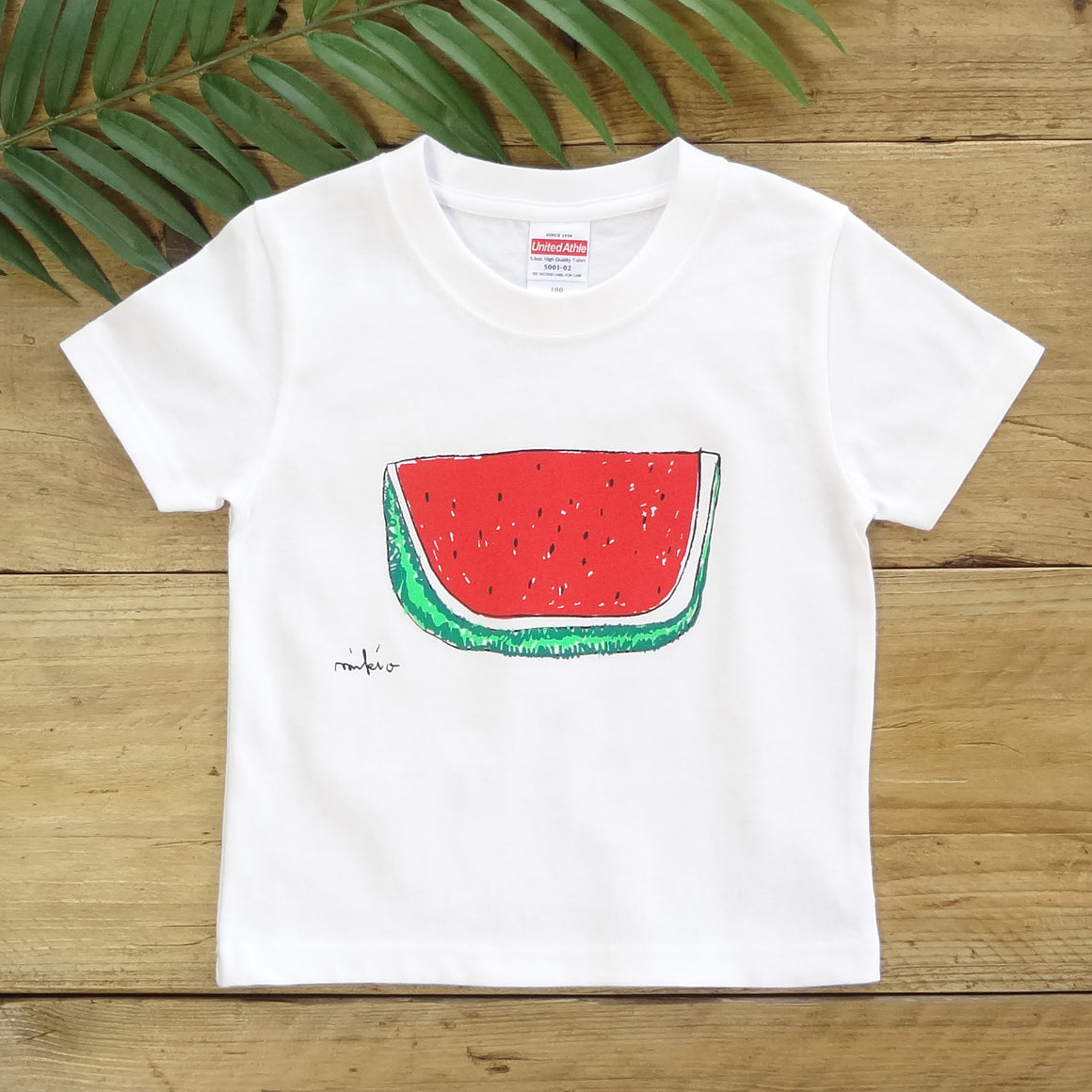 Watermelon Kid's T shirt