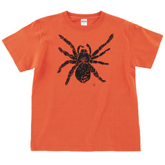 Tarantula Men's T-shirt Orange