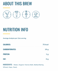 nutritional information athletic brewing free wave non alcoholic IPA