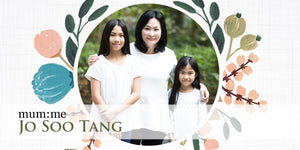 meet the mum:me: Jo Soo Tang