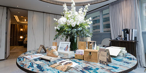 LMO x niin x HKAHF – The Living Well Partnership Launch at Landmark Mandarin Oriental, Hong Kong