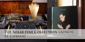 The Solar Fine Collection Launch at Cipriani