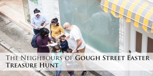 The Neighbours of Gough Street Easter Treasure Hunt