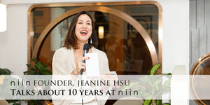 Jeanine Talks About 10 Years at niin