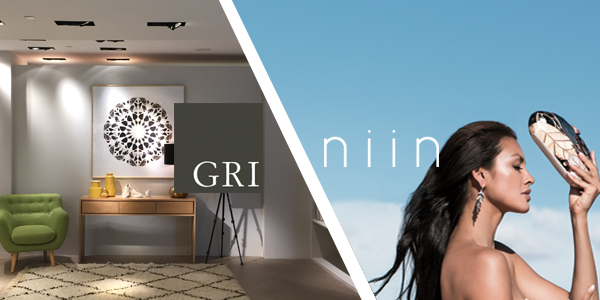 niin x GRI Retail Pop Up | 10th - 12th May 2017