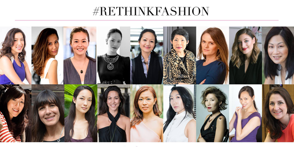 #RETHINKFASHION