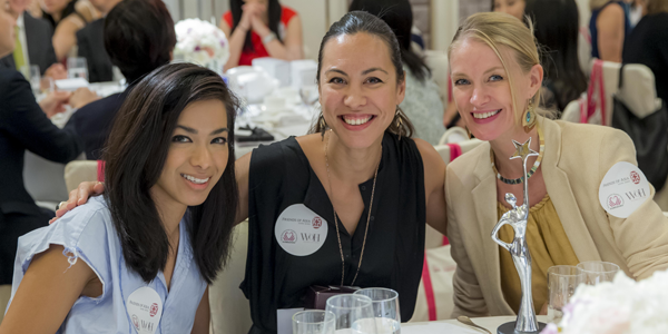 Women of Hope Awards Hong Kong - EcoWarrior, Jeanine Hsu