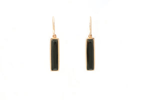 Ha tha Bar Pendant Earrings