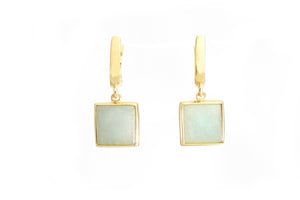 Vida Cube Flip Earrings
