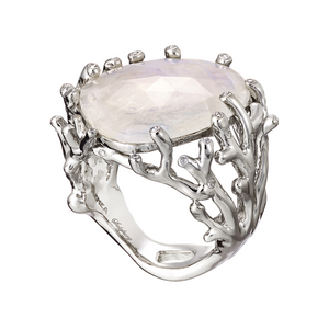 Alaria Cocktail Ring