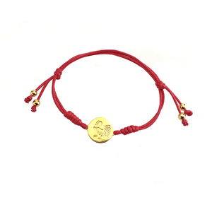 Chinese Zodiac Bracelet -  Year of the Rooster