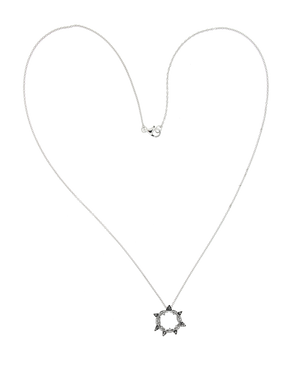 Gaia Fine Scalene Pendant Necklace