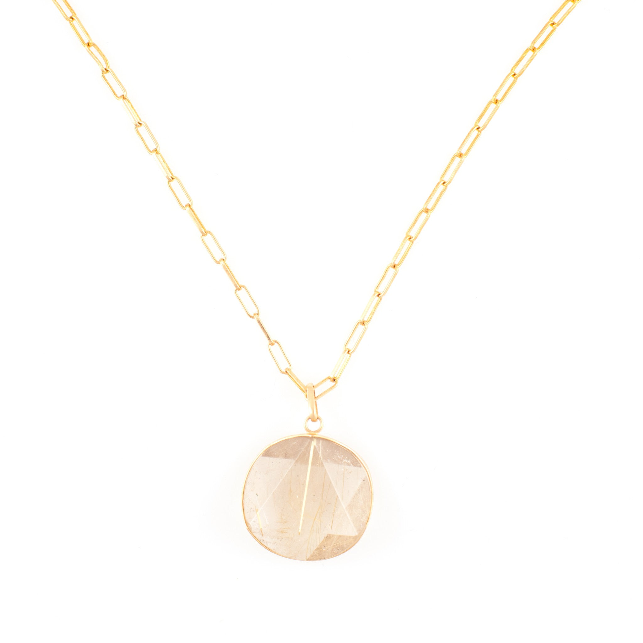 gold sfera women concrete on pendant jewellery crowdyhouse shop