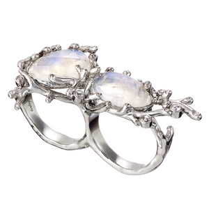 Alaria Double Ring