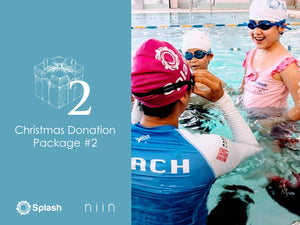 Splash EMPOWERS - Learning how to swim builds confidence at any age