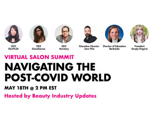 Beauty Industry Updates Panel w with Andrew Carruthers