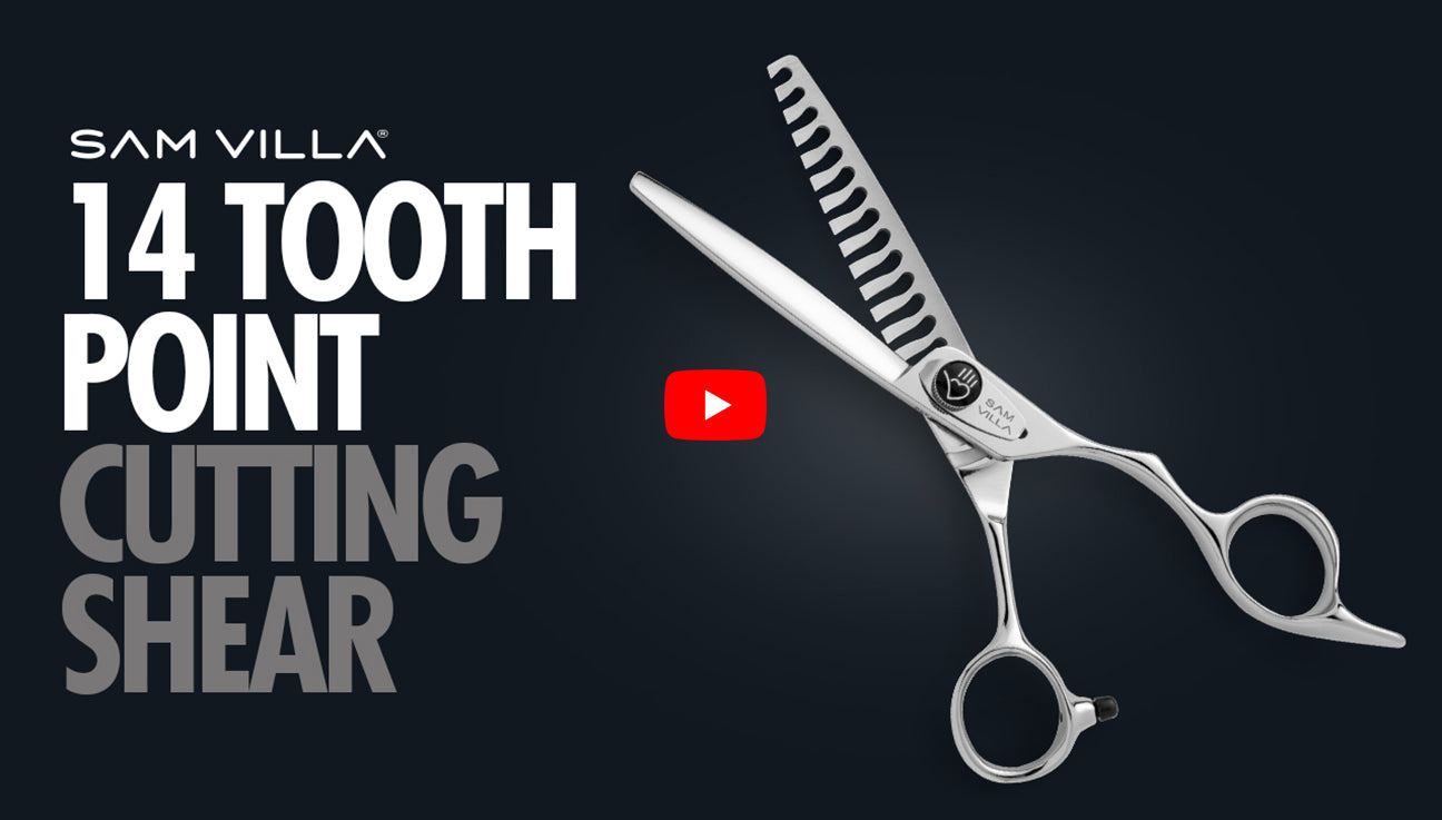 14 Tooth Point Cutting Shear