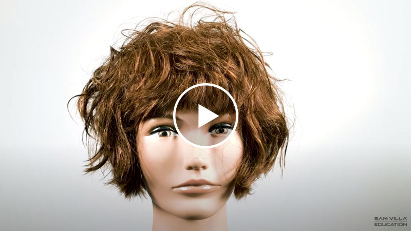 How To Cut A French Bob