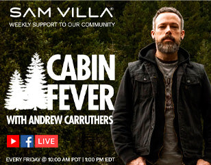 Cabin Fever with Andrew Carruthers