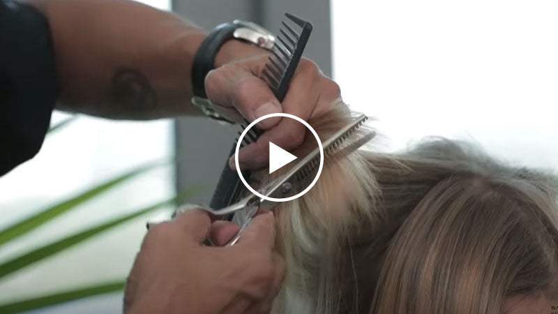 How to Create Volume and Movement in Fine Hair
