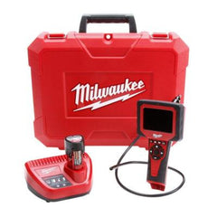 Milwaukee M12 Cordless Multimedia Camera Kit (9.5MM): MLW2312-21