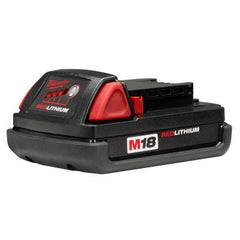Milwaukee M18 - Redlithium Compact Battery: MLW48-11-1815
