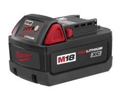Milwaukee M18 - XC 3Ah Redlithium Battery: MLW48-11-1828