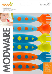 Boon Modware 3 Pack - Blue/Tangerine/Teal
