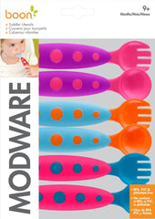 Boon Modware 3 Pack - Purple/Teal/Magenta