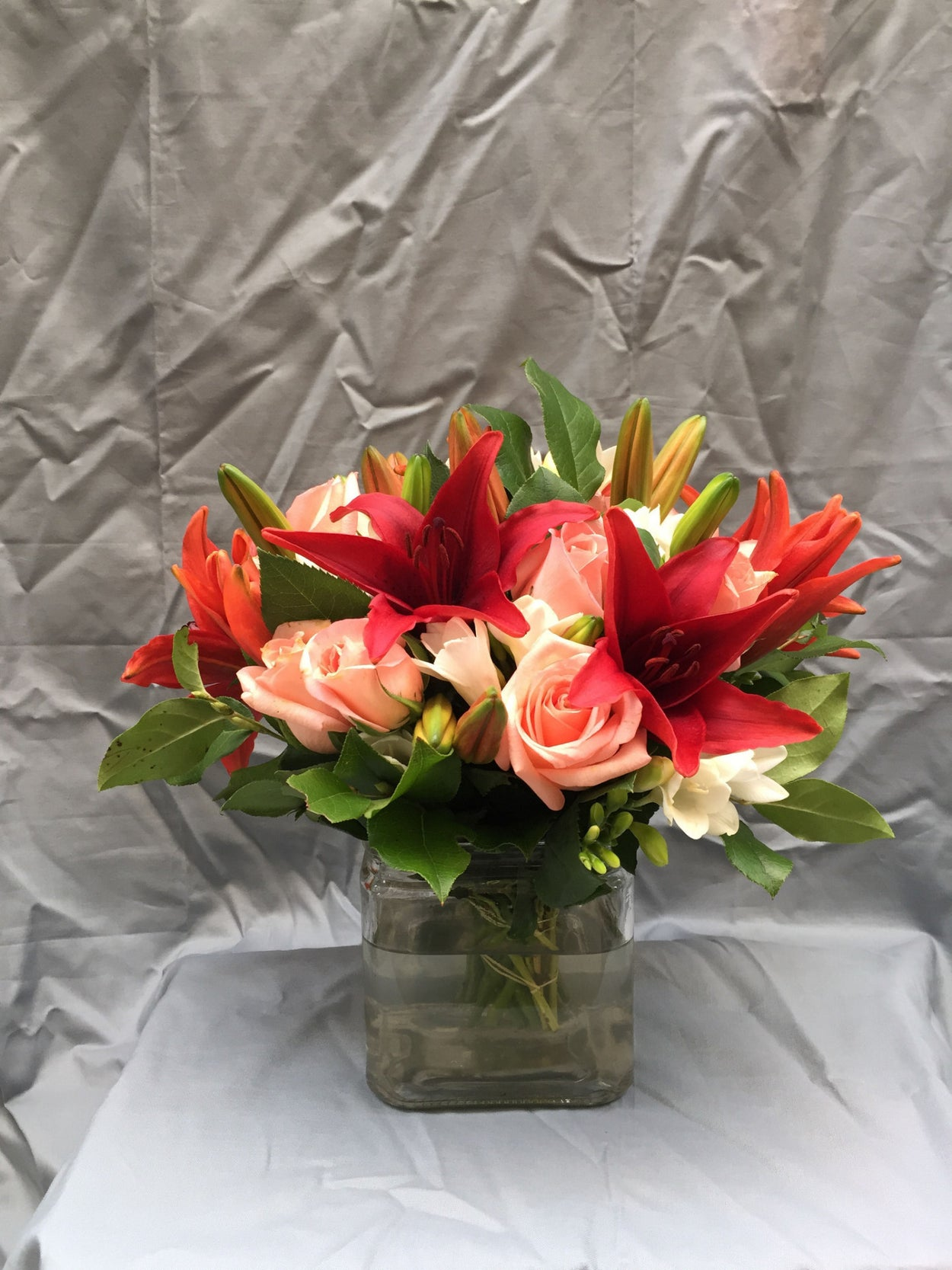 Impulse Rosalily Bouquet