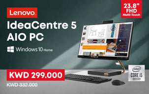 Buy Lenovo IdeaCentre 5 AIO PC from WIBI Online