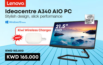 Buy Lenovo Ideacentre A340 AIO PC from WIBI Online