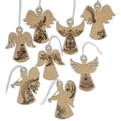 Angel Baubles (set of 8)
