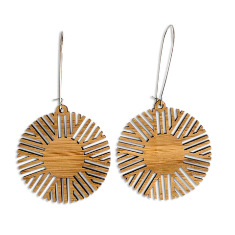 Sunny Geometric Earrings