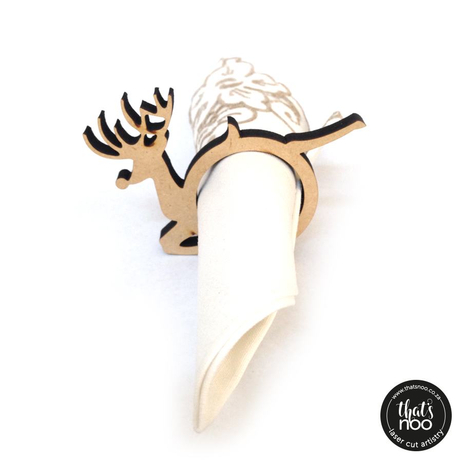 Reindeer Serviette Rings