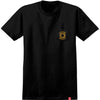 Spitfire OG Classic Pocket Tee Black/Gold