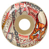 Spitfire Formula Four 99D Neckface Rowan Wheels 53mm