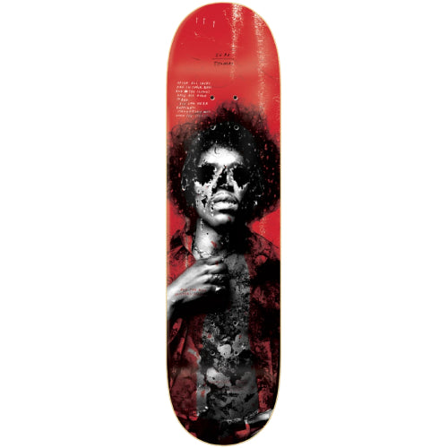Zero 27 Club Jamie Thomas Deck