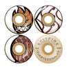 Spitfire X Quartersnacks Formula Four 99D Classic Wheels 52mm