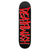 Deathwish OG Deathspray Red/Blk Deck 8.0