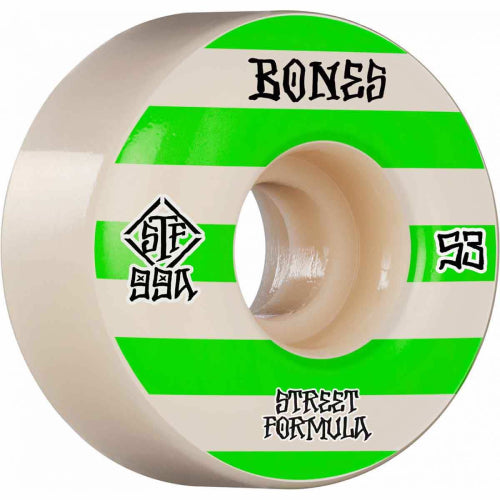Bones STF V4 Wide Patterns Whe