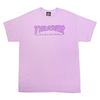 Thrasher Outline Tee Orchid