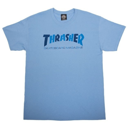 Thrasher Checkers Tee Carolina