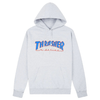 Thrasher Outline Hoodie Ash/Grey