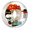 Bones STF Lockwood Experi-mental V3 Slims Wheels 54mm x 103A