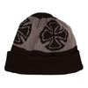 Independent Crosses Beanie Black