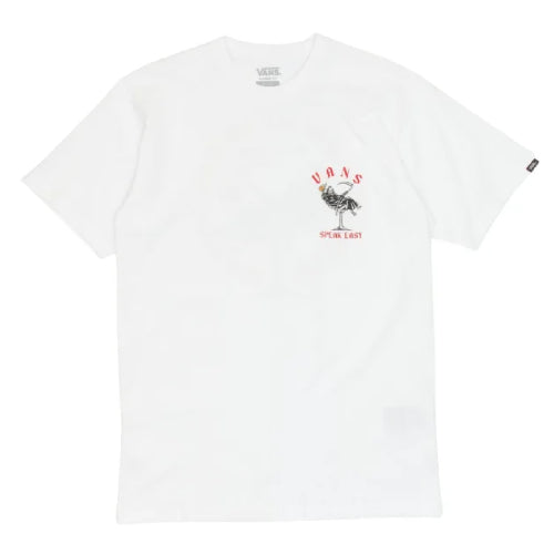 Vans Speak Easy Tee White